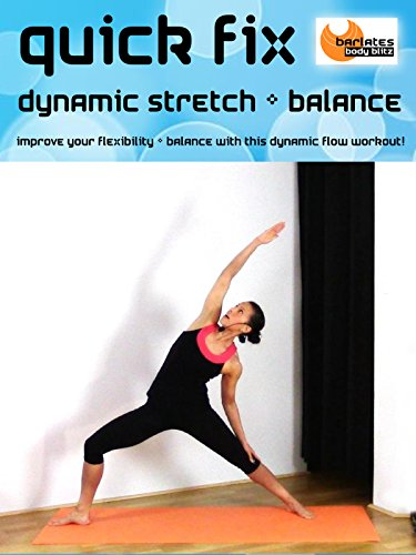 Barlates Body Blitz Quick Fix Dynamic Stretch and Balance