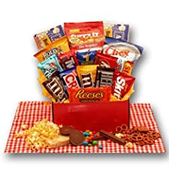 College Care Package - All American Favorites Snack Pack