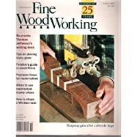 Taunton's Fine Woodworking October 2000 No. 144 (Re-create Thomas Jefferson's Writing Desk, Celebrating 25 Years)