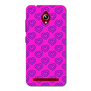 OVERSHADOW DESIGNER PRINTED BACK CASE COVER FOR ASUS ZENFONE GO