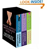High Heels Mysteries Boxed Set Vol. I (Books 1-3)