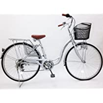 ... 6段ギア搭載自転車26-SU