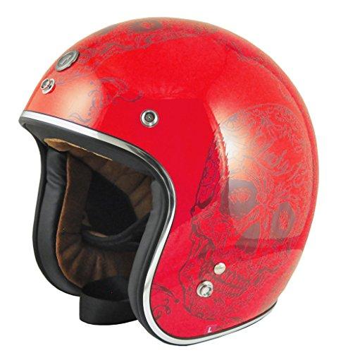 Origine Helmets Primo Born To Lose, Rosso, L