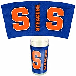NCAA Syracuse Orange 24-Ounce 2-Pack Tumblers