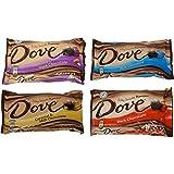DOVE ダヴ シルキースムース プロミス チョコレート 4種類セット[並行輸入品]