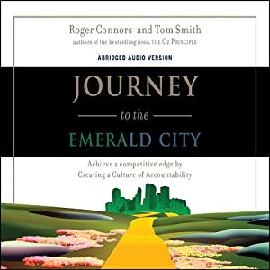 Journey to the Emerald City Audiobook