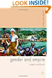 Gender and Empire (Gender and History)