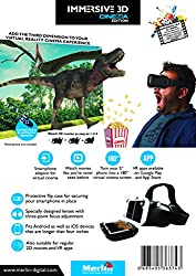 Immersive 3D Cinema Edition with Remote