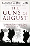 Image of The Guns of August by Tuchman, Barbara W. unknown edition [Paperback(1994)]
