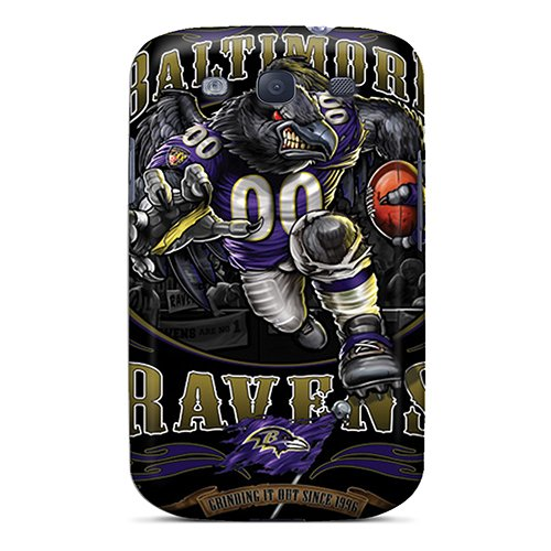Tearproof High Quality On AccDavid Baltimore Ravens Case For Galaxy S3 Case at Amazon.com