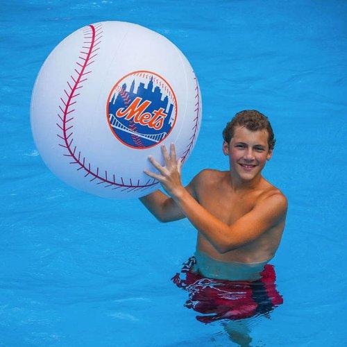 MLB New York Mets Beach Ball - 1