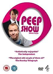 Peep Show - Series 8 [DVD]