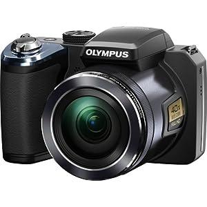SP-820UZ - noir - Appareil photo numérique