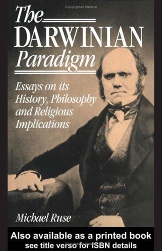 The Darwinian Paradigm