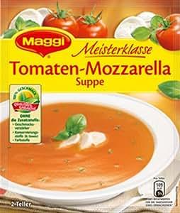 Maggi Meisterklasse Tomate-Mozarella, 26 er Pack (26 x 500 ml)