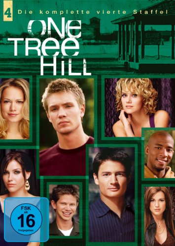 One Tree Hill - Die komplette vierte Staffel [6 DVDs]