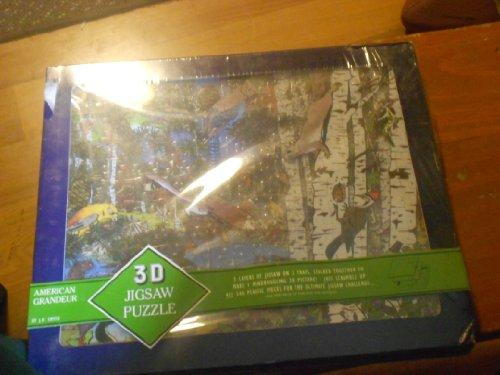 American Grandeur 3D Jigsaw Puzzle