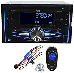 See JVC KW-R710 In-Dash Double Din Car Stereo CD/USB AM/FM Receiver iPhone/Android Details