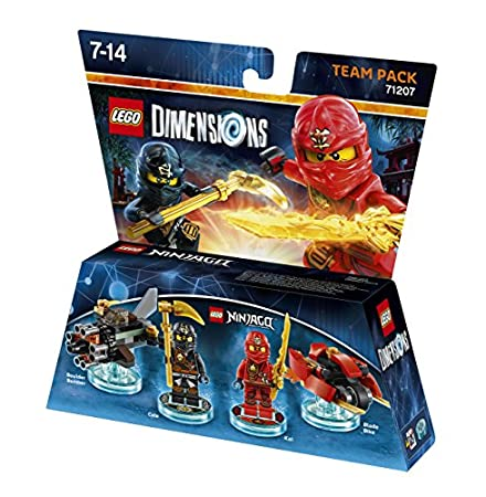 LEGO Dimensions: Team Pack Ninjago