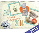 Me to You Tatty Teddy 2014 Week to View Planner