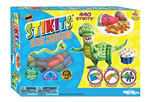 Stikits 440 Piece Set