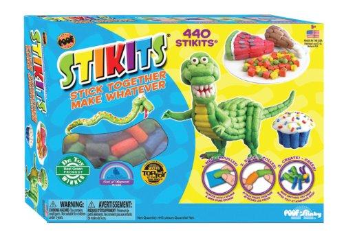 Stikits 440 Piece Set