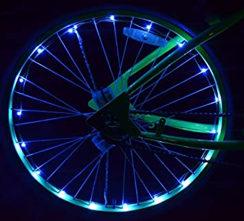 Bike Lights For Wheels LED Bicycle Wheel Lights
