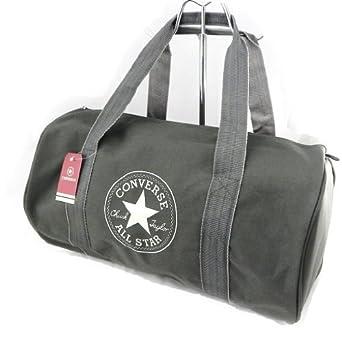 Sports bag 'Converse' coal gray.