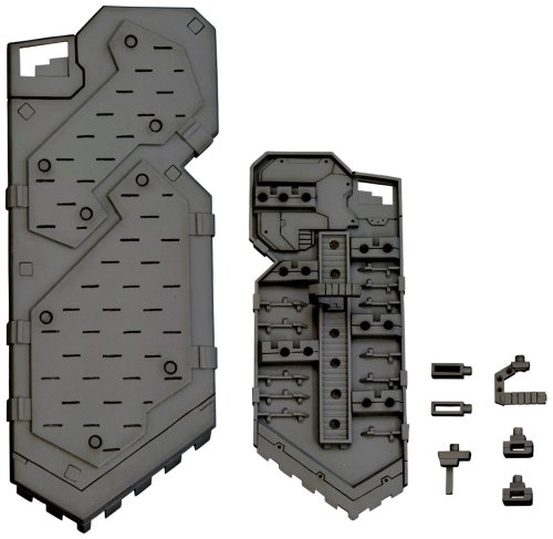 Mechanical Chain Base: NW-10 Shield Weapon - 1