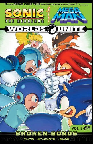 Sonic / Mega Man: Worlds Unite 2 (Man Of The World compare prices)