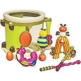 Battat B. Parum Pum Pum Drum Toy