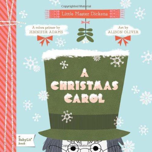 Little Master Dickens: A Christmas carol