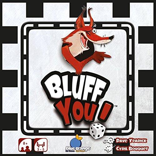 Blue Orange - Bluff You! - Jeu de bluff