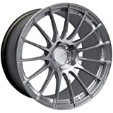 Enkei RS05-RR Sparkle Silver (18x9.5) +22 (5x114.3)