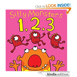 Silly Monsters 1,2,3. (Count one to twenty with silly monsters)