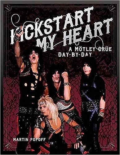 Kickstart My Heart book