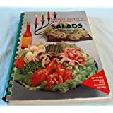 Salads and vegetables cookbook: Favorite recipes of home economics teachers