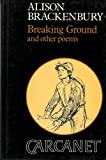 img - for Breaking Ground and Other Poems book / textbook / text book