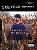 Disclaimer (Authentic Guitar Tab) by Seether (2003-10-01)
