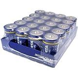 Varta Industrial 4020 LR20 - batterie Mono D (pack de 20)