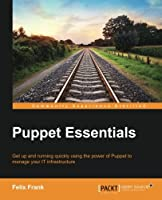 Puppet Essentials Front Cover
