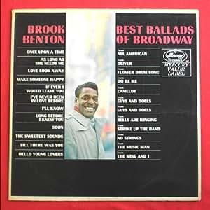 Brook Benton Best Ballads Of Broadway