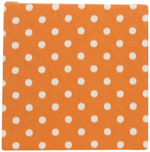 Sweet Potato Wall Art Dot, Orange