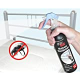 Professional Mattress Cleaner & Deodoriser Spray (Cleans Dust mites, bugs, eggs and urine odour)