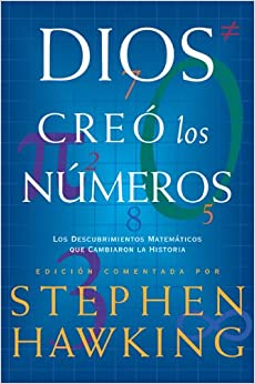 Dios creo los numeros: Stephen Hawking: 9788498920956: Amazon.com