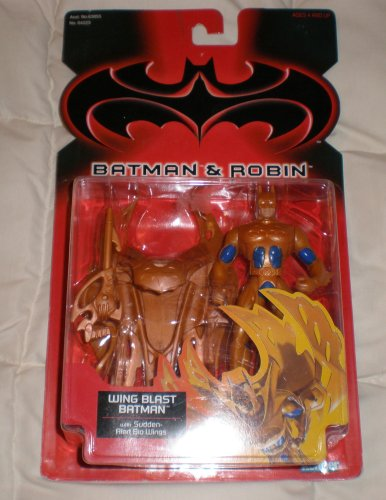 Batman & Robin Wing Blast Batman - 1