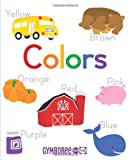 Gymboree Colors: Learn Colors in Five Languages (Gymboree Play & Music) (English, Spanish, French, German and Italian Edition)