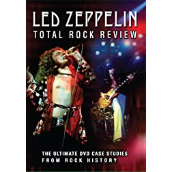 Led Zeppelin Total Rock Review