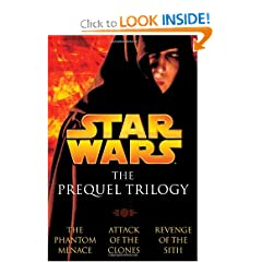 Star Wars: The Prequel Trilogy (Episodes I, II &amp; III) by Terry Brooks,&#32;R.A. Salvatore and Matthew Stover