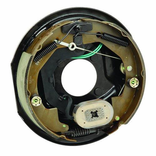 """Tekonsha 54801-008 12"""" X 2"""" Left Hand Self-Adjusting Brake Assembly"""